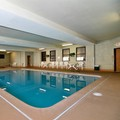 Swimming pool at Best Western Newberg Inn
