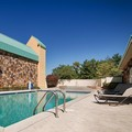 Swimming pool at Best Western Newport Inn