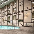 Swimming pool at Best Western Normandy Inn & Suites