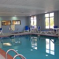 Swimming pool at Best Western North East Inn