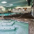Swimming pool at Best Western Oak Meadows Inn