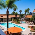 Swimming pool at Best Western Oceanside Inn