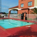 Swimming pool at Best Western Orange Inn & Suites