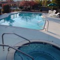 Swimming pool at Best Western Orchard Inn