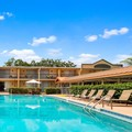 Swimming pool at Best Western Orlando West