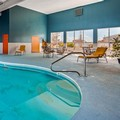 Swimming pool at Best Western Ottawa Inn