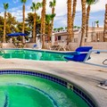 Swimming pool at Best Western Pahrump Oasis