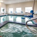 Swimming pool at Best Western Palace Inn & Suites