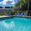 Swimming pool at Best Western Palm Coast