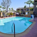 Swimming pool at Best Western Palm Garden Inn