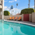Swimming pool at Best Western Pasadena Royale Inn & Suites