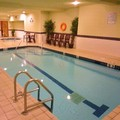 Swimming pool at Best Western Peace Arch Inn