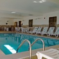 Swimming pool at Best Western Penn Ohio Inn & Suites