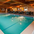 Swimming pool at Best Western Pinedale Inn