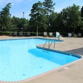 Swimming pool at Best Western Pinehurst Inn