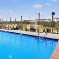 Swimming pool at Best Western Pineywoods Inn