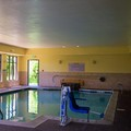Swimming pool at Best Western Plus Anderson