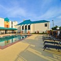 Swimming pool at Best Western Plus Arbour Inn & Suites