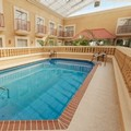Swimming pool at Best Western Plus Atrium Inn