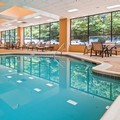 Swimming pool at Best Western Plus BWI Airport Hotel / Arundel Mill