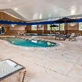 Swimming pool at Best Western Plus Blaine at the National Sports Center