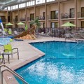 Swimming pool at Best Western Plus Bloomington Hotel