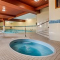Swimming pool at Best Western Plus Brampton