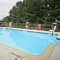 Swimming pool at Best Western Plus Carrollton Hotel