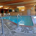Swimming pool at Best Western Plus Cascade Inn & Suites