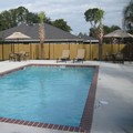 Swimming pool at Best Western Plus Chalmette Hotel