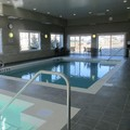 Swimming pool at Best Western Plus Chestermere Hotel