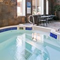 Swimming pool at Best Western Plus City Centre Inn