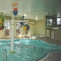 Swimming pool at Best Western Plus Cobourg Inn & Convention Centre