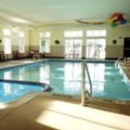 Swimming pool at Best Western Plus Coldwater Hotel