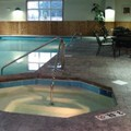 Swimming pool at Best Western Plus Crossroads Inn & Suites