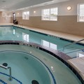 Swimming pool at Best Western Plus Denver City Hotel & Suites