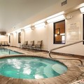 Swimming pool at Best Western Plus Desoto Inn & Suites
