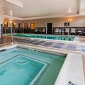Swimming pool at Best Western Plus Easton Inn