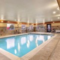 Swimming pool at Best Western Plus Ellensburg Hotel