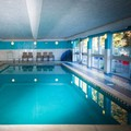 Swimming pool at Best Western Plus Executive Court Inn & Conference