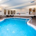 Swimming pool at Best Western Plus Fernie Mountain Lodge