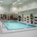 Swimming pool at Best Western Plus Fort Saskatchewan Inn & Suites