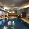 Swimming pool at Best Western Plus Fort Wayne Inn & Suites North