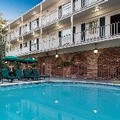 Swimming pool at Best Western Plus French Quarter Landmark Hotel