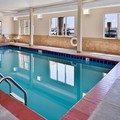 Swimming pool at Best Western Plus Frontier Inn