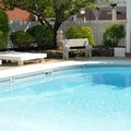 Swimming pool at Best Western Plus Genetti Hotel & Conference Cent