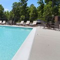 Swimming pool at Best Western Plus Glen Allen Inn