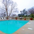 Swimming pool at Best Western Plus Greensboro / Coliseum Area