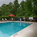 Swimming pool at Best Western Plus Greenville South