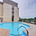Swimming pool at Best Western Plus Hanes Mall Hotel